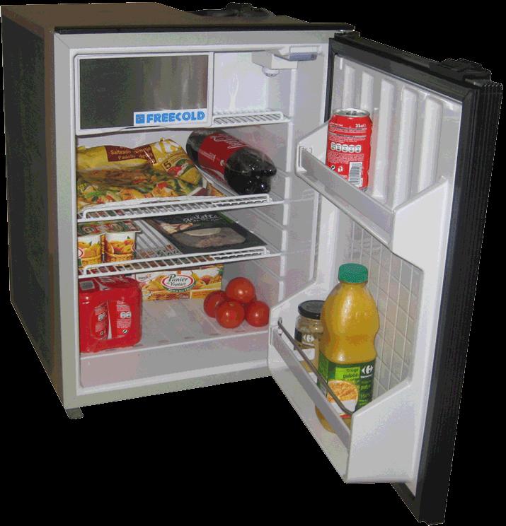 Réfrigérateur trimixte solaire 85 L, FREECOLD RFO-85