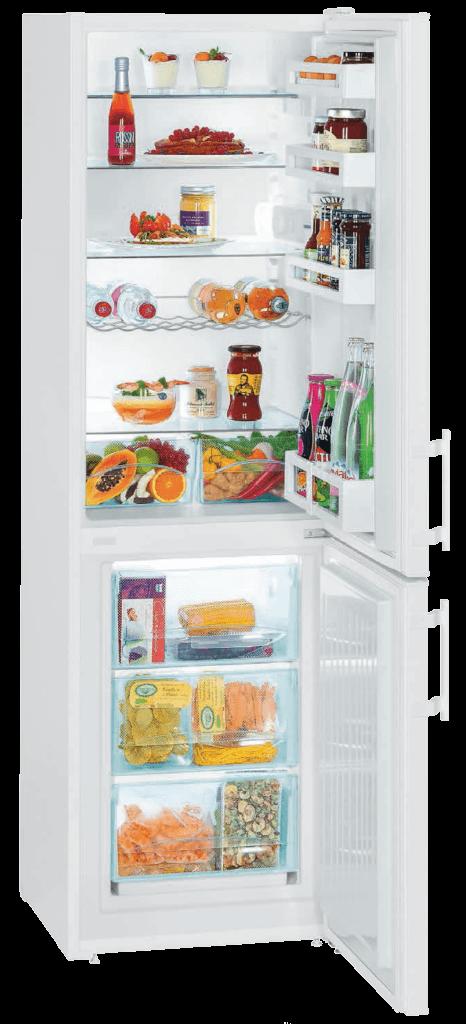 Combiné réfrigérateur et congélateur solaire armoire 295 L, FREECOLD CRC-295
