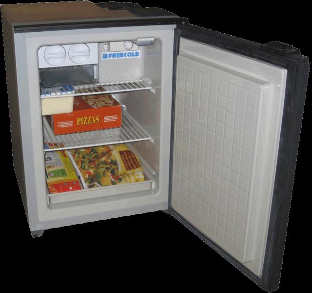 3-way solar -powered freezer, 85 L, FREECOLD CFO-85