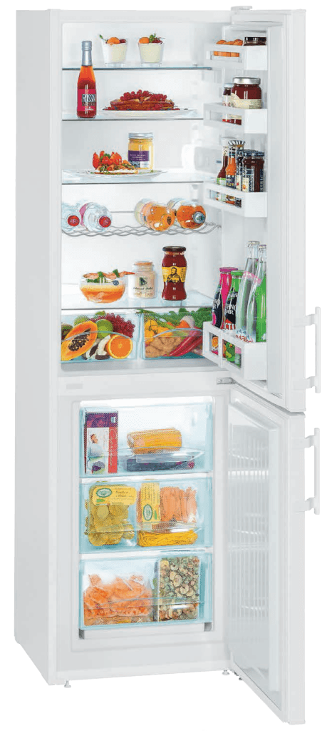 FREECOLD CRC-295, a solar powered combined refrigerator-freezer